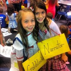 Photo taken at Desert Canyon Middle School by Brandon Z. on 5/18/2012