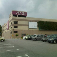 Photo taken at AEON Mahkota Cheras Shopping Centre by Puzan A. on 7/16/2012