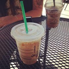 Photo taken at Starbucks by Desiree Kae T. on 5/27/2012