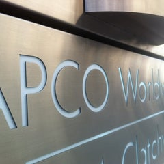 Photo taken at APCO Worldwide by David S. on 2/18/2012