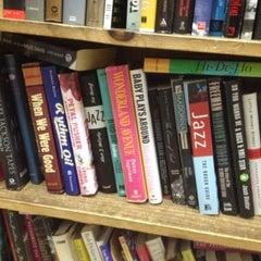 Photo taken at Mercer Street Books by Sara H. on 5/7/2012