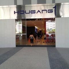 Photo taken at Hougang 1 by Jawk on 7/25/2012