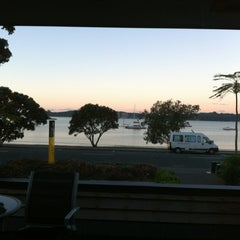Photo taken at Pioneer Waterfront Apartments by Luigi C. on 5/11/2012
