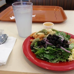 Photo taken at Sweet Tomatoes by Elaine L. on 7/2/2012