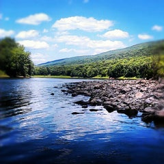 Photo taken at Delaware River by Marilynn C. on 7/9/2012