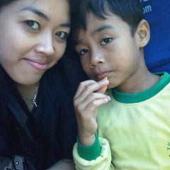 Photo taken at Jl. Raya Solo - Yogya by Vero n. on 4/19/2012