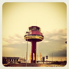 Photo taken at Terminal A by Philipp M. N. on 6/11/2012