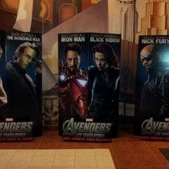 Photo taken at Cinemark by Angelo V. on 4/9/2012