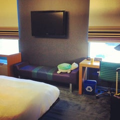 Photo taken at Aloft Austin At The Domain by Fred H. on 3/11/2012