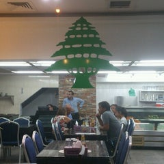 Photo taken at Yahala Restaurant by Ciggie on 8/15/2012
