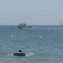 Photo taken at Treasure Island Beach by $ŦEPҤλ₦łE V. on 3/11/2012