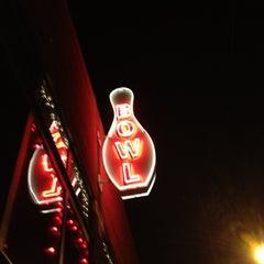 Photo taken at Garage Billiards by Michael W. on 2/15/2012