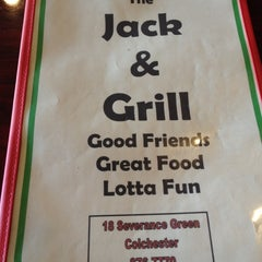 Photo taken at The Jack & Grill by Harjit on 7/28/2012