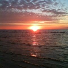 Photo taken at Majoru pludmale | Majori beach by Elka Z. on 7/31/2012