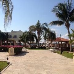 Photo taken at Secrets Capri Riviera Cancun by Mac A. on 5/13/2012