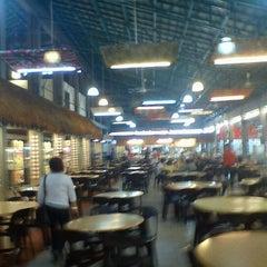 Photo taken at Kuta Bali Cafe (峇里城食坊) by Xiao J. on 2/26/2012
