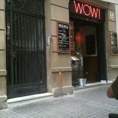 Photo taken at Wow! by Gonzalo E. on 6/3/2012