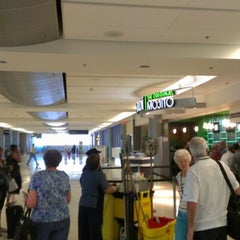 Photo taken at Gate D60 by Stephen T. on 5/25/2012