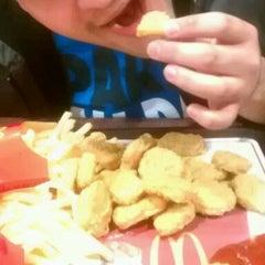 Photo taken at McDonald's by maribel r. on 3/3/2012