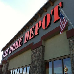 Photo taken at The Home Depot by Curt E. on 4/18/2012