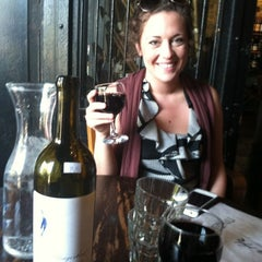 Photo taken at La Buvette Wine & Grocery by Abigail on 4/23/2012