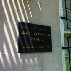 Photo taken at South Oxford Space by Johnson Y. on 6/8/2012