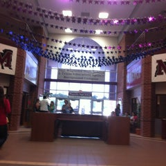 Photo taken at Magnolia High School by Shanna M. on 8/14/2012