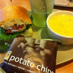 "Photo taken at Panera Bread by ""MissyLen"" on 7/19/2012"