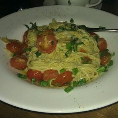 Photo taken at Sopranos Italian Kitchen by Andrea L. on 3/31/2012
