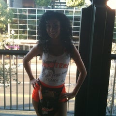 Photo taken at Hooters by Nino B. on 2/23/2012