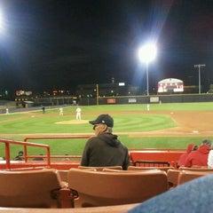 Photo taken at Earl E. Wilson Baseball Stadium by Alex P. on 2/29/2012