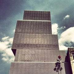 Photo taken at New Museum by Lobo on 6/20/2012