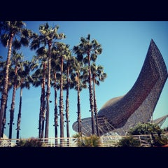 Photo taken at Hotel Arts Barcelona by Elena E. on 6/1/2012
