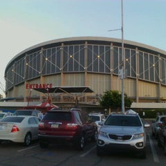 Photo taken at Arizona Veterans Memorial Coliseum by Nichelle R. on 5/25/2012
