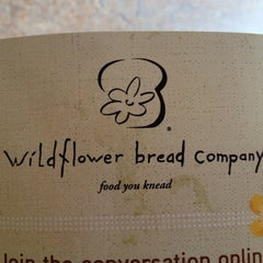 Photo taken at Wildflower Bread Company by Nick C. on 2/11/2012