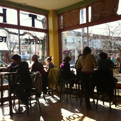 Photo taken at The Root Cafe by Gregory W. on 2/20/2012