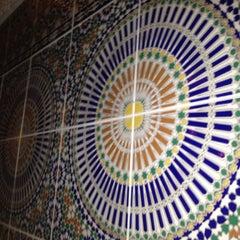 Photo taken at Marrakesh Palace by Tse on 3/26/2012