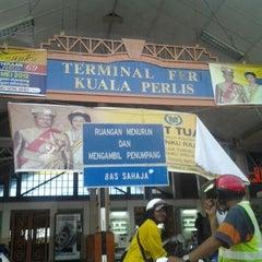 Photo taken at Jeti Kuala Perlis (Jetty) by Datin Aprilsha Erika A. on 5/29/2012