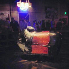 Photo taken at The Saddle Rack by Rich p. on 7/1/2012