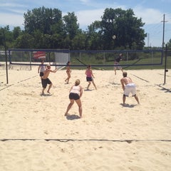 Photo taken at Setters Volleyball Club by Karl K. on 6/9/2012