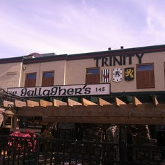 Photo taken at Trinity Three Irish Pubs by Bart W H. on 5/12/2012