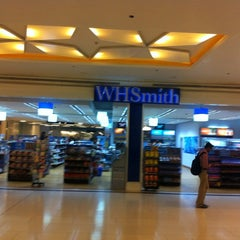 Photo taken at WH Smith by SMS Siddharth S. on 6/8/2012