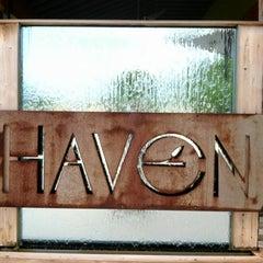 Photo taken at Haven by David J. on 6/14/2012