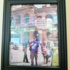 Photo taken at La Nova Pizzeria by Sam H. on 8/19/2012