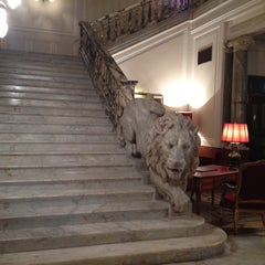 Photo taken at Grand Hotel Plaza by Polya on 8/12/2012