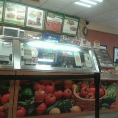 Photo taken at Subway by Eloy R. on 5/10/2012