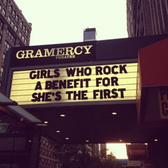 Photo taken at Gramercy Theatre by @sloane on 5/18/2012
