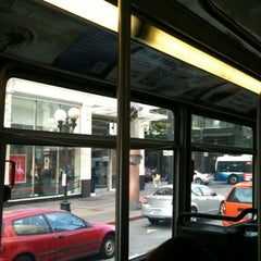 Photo taken at King County Metro Route 43 by Eric H. on 7/24/2012