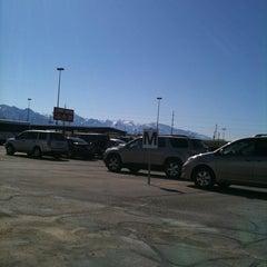 Photo taken at Diamond Airport Parking by Jen W. on 4/3/2012
