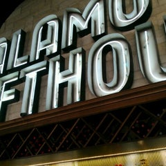 Photo taken at Alamo Drafthouse Mason by Wayne A. on 7/28/2012